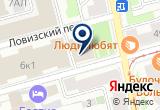 «СкайВеб, ООО» на Яндекс карте Санкт-Петербурга