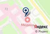 «Центр пластической хирургии при РАН» на Яндекс карте Санкт-Петербурга