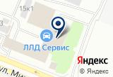 «Шиномонтаж у метро Парнас» на Яндекс карте Санкт-Петербурга