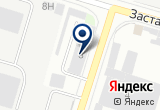 «КаскадСтройСервис, ООО» на Яндекс карте Санкт-Петербурга