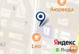 «Эдукор» на Яндекс карте Санкт-Петербурга