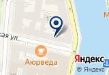 «Рослицензия» на Яндекс карте Санкт-Петербурга