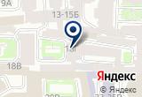 «Школы Санкт-Петербурга» на Яндекс карте Санкт-Петербурга