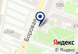 «Соляная пещера Соль+» на Яндекс карте Санкт-Петербурга