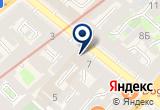 «Тур Франс» на Яндекс карте Санкт-Петербурга
