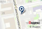 «Центр ремонта стиральных машин, ООО» на Яндекс карте Санкт-Петербурга