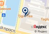 """«Центр паровых коктейлей """"А2""""» на Яндекс карте Санкт-Петербурга"""