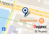 «Санкт-Петербургский государственный академический симфонический оркестр» на Яндекс карте Санкт-Петербурга