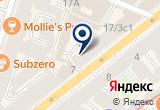 «ЭНЭКОС АОЗТ» на Яндекс карте Санкт-Петербурга