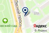 «Милитариум» на Яндекс карте Санкт-Петербурга