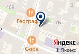 «ЭКСКОМ» на Яндекс карте Санкт-Петербурга