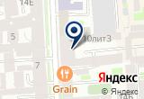 «Студия Артема Фролова» на Яндекс карте Санкт-Петербурга