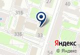 «РИЗО» на Яндекс карте Санкт-Петербурга