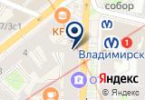 «ТЕХНОПОЛИС» на Яндекс карте Санкт-Петербурга