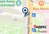 «Центр краткосрочных программ обучения «Просвет»» на Яндекс карте Санкт-Петербурга