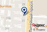 «Японский фарфор» на Яндекс карте Санкт-Петербурга