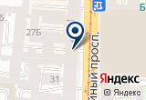 «СТУДИЯ ПЛ» на Яндекс карте Санкт-Петербурга