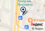 «РУССКИЙ ТУР, клуб путешествий» на Яндекс карте Санкт-Петербурга