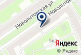 «Озеленстрой» на Яндекс карте Санкт-Петербурга