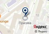 «Роста, ООО» на Яндекс карте Санкт-Петербурга