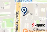 «СВАКОМ ООО» на Яндекс карте Санкт-Петербурга
