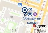 «Кивеннапа» на Яндекс карте Санкт-Петербурга