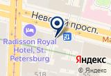 «Фокс-Экспресс» на Яндекс карте Санкт-Петербурга