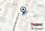 «Творческий союз Хольмгард» на Яндекс карте Санкт-Петербурга