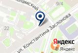 «Центр психофизиологических исследований ИП Колесников В.Б.» на Яндекс карте Санкт-Петербурга