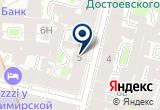«Чайная мекка» на Яндекс карте Санкт-Петербурга