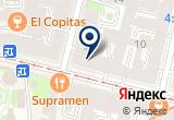 «DzenTea» на Яндекс карте Санкт-Петербурга