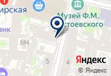 «Артель, торгово-сервисный центр» на Яндекс карте Санкт-Петербурга