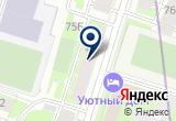 «Loft22» на Яндекс карте Санкт-Петербурга
