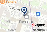 «ЮнионМед» на Яндекс карте Санкт-Петербурга