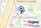«ШТОК ЗАО» на Яндекс карте Санкт-Петербурга