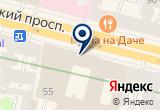 «Corinthia St.Petersburg» на Яндекс карте