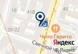 """«АО """"Фидбэк""""» на Яндекс карте Санкт-Петербурга"""