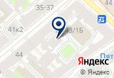 «ООО «Промэлектроника»» на Яндекс карте Санкт-Петербурга