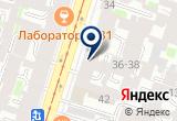 «Иннолайн-энерго» на Яндекс карте Санкт-Петербурга