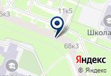 «Tesled» на Яндекс карте Санкт-Петербурга
