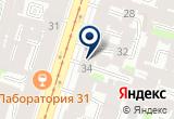«РУССКАЯ КУХНЯ КАФЕ» на Яндекс карте Санкт-Петербурга