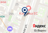 «ЭЛЬВИНА-СВАДЕБНЫЙ САЛОН» на Яндекс карте Санкт-Петербурга