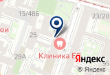 «Малахит, оптовая компания» на Яндекс карте Санкт-Петербурга
