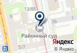 «ЭНЕРГОСЕРВИС» на Яндекс карте Санкт-Петербурга
