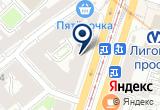 «РОСПЕЧАТЬ ОАО» на Яндекс карте Санкт-Петербурга