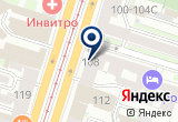 «ТИТАН КОНСАЛТИНГ» на Яндекс карте Санкт-Петербурга