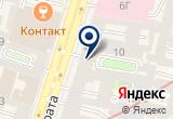 «Фаворит» на Яндекс карте Санкт-Петербурга