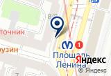 «Бистро в Финском переулке, 10» на Яндекс карте Санкт-Петербурга