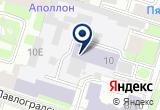 «Фасадъ, ООО» на Яндекс карте Санкт-Петербурга