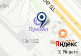 «ООО ИСУЗУ ПЕТЕРБУРГ» на Яндекс карте